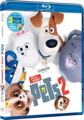 Pets 2 - Vita Da Animali (2019).avi BDRiP XviD AC3 - iTA
