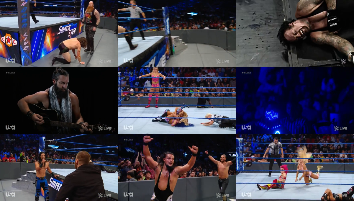 WWE SmackDown Live 2019 09 24 HDTV x264-NWCHD