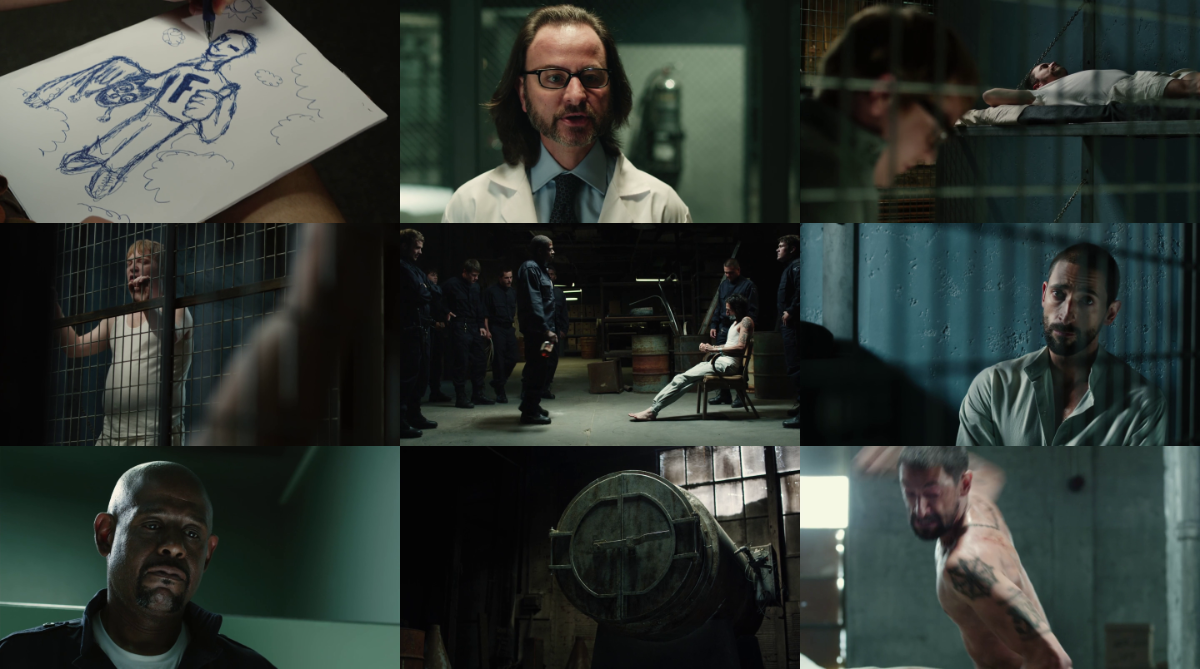 The Experiment (2010) BluRay 1080p YIFY