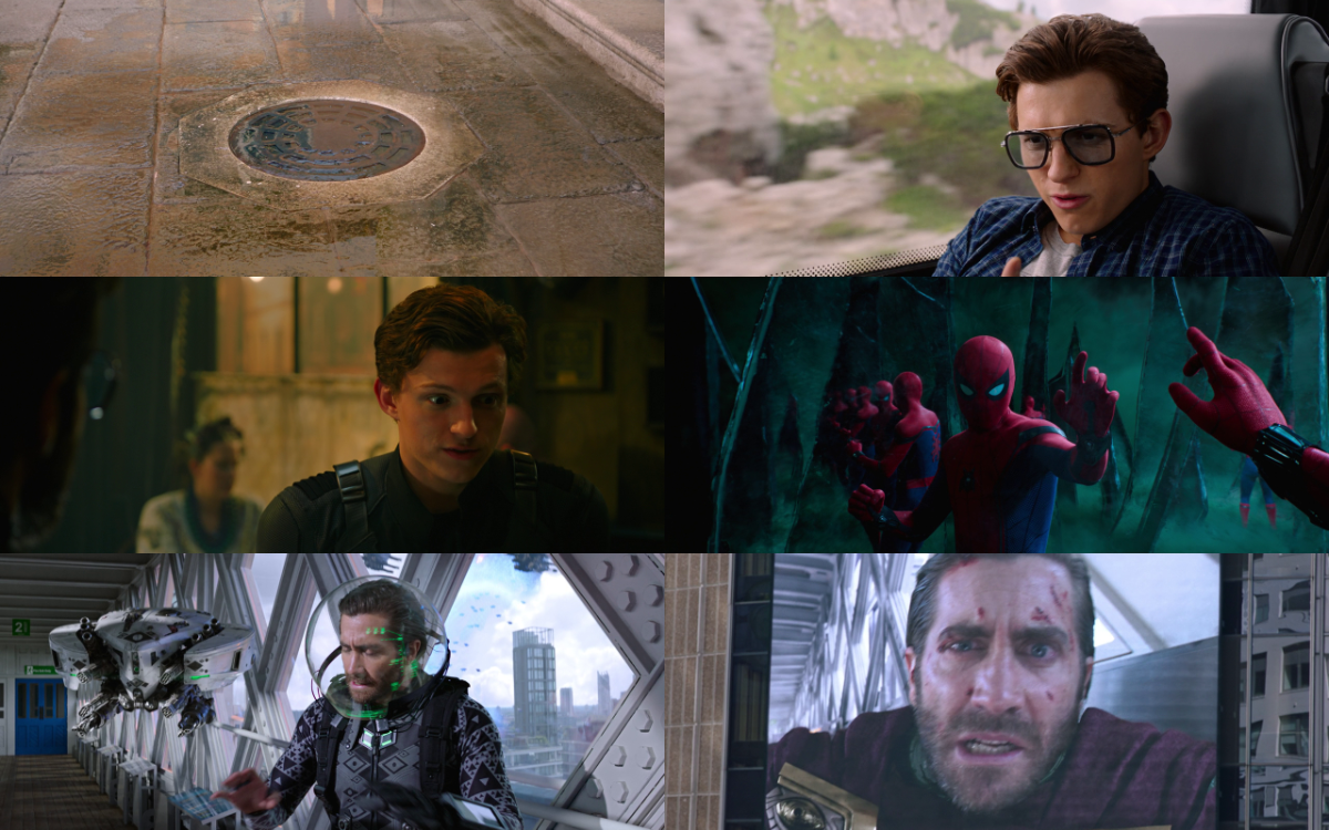 Spider-Man Far from Home 2019 720p BluRay DD5 1 x264-LoRD
