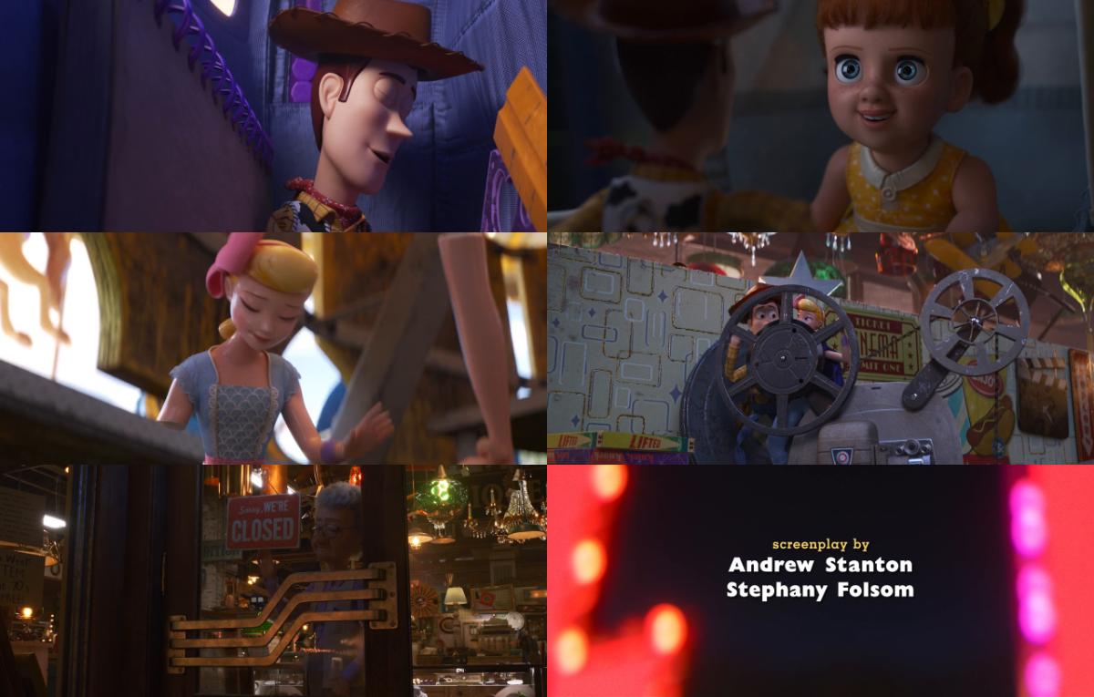 Toy Story 4 2019 720p BRRip X264 AC3-EVO