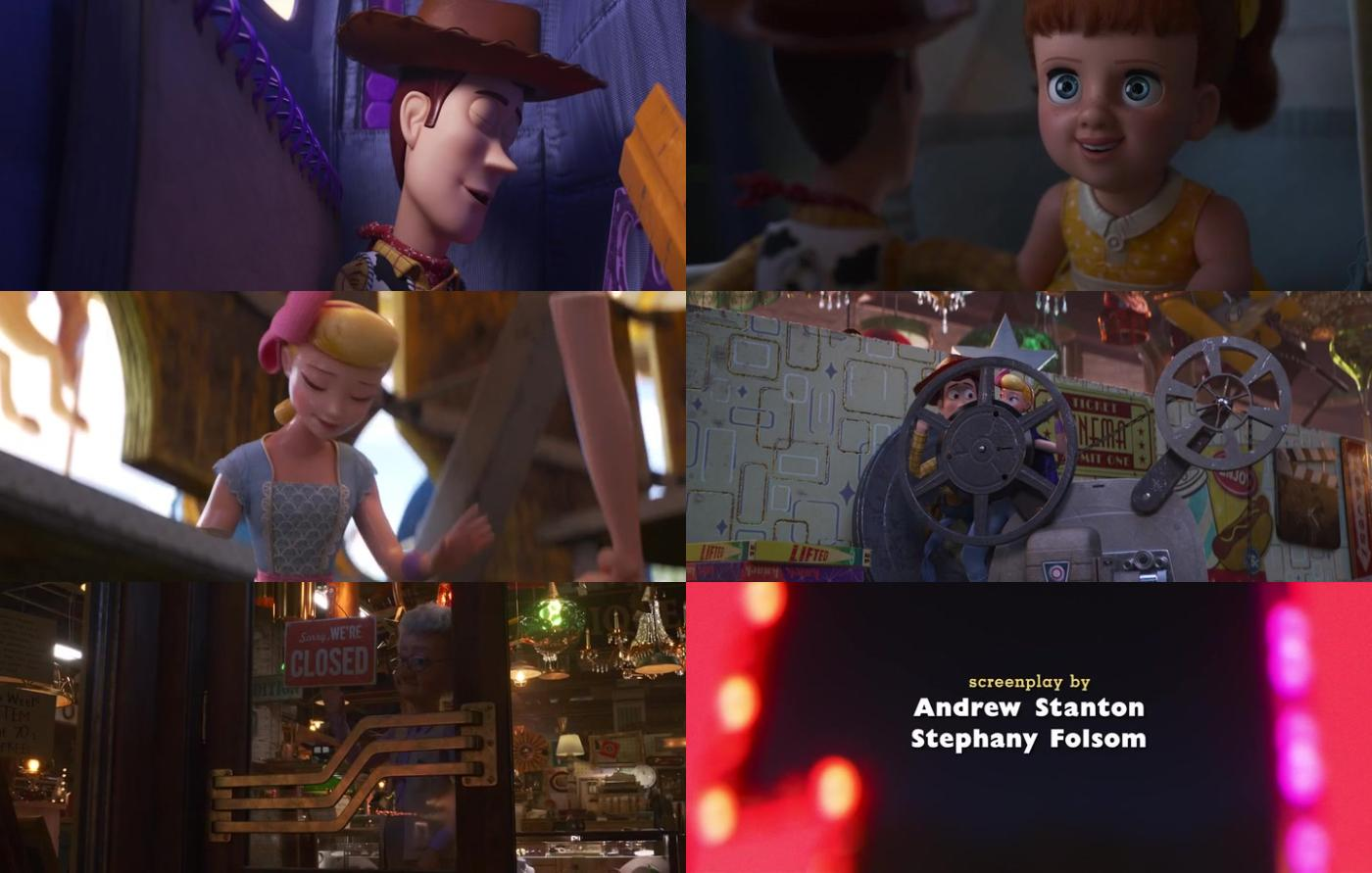 Toy Story 4 2019 BRRip XviD AC3-EVO