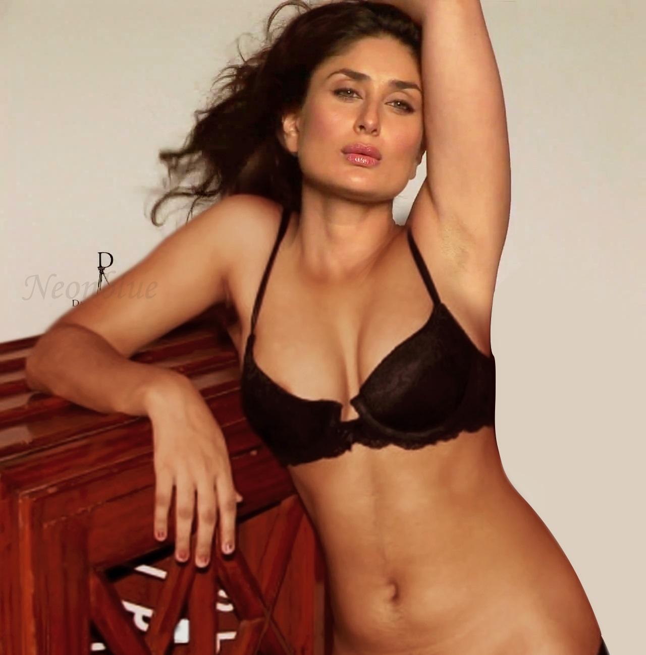 Kareena kapoor khan's manish malhotra choli is the definition of sexy