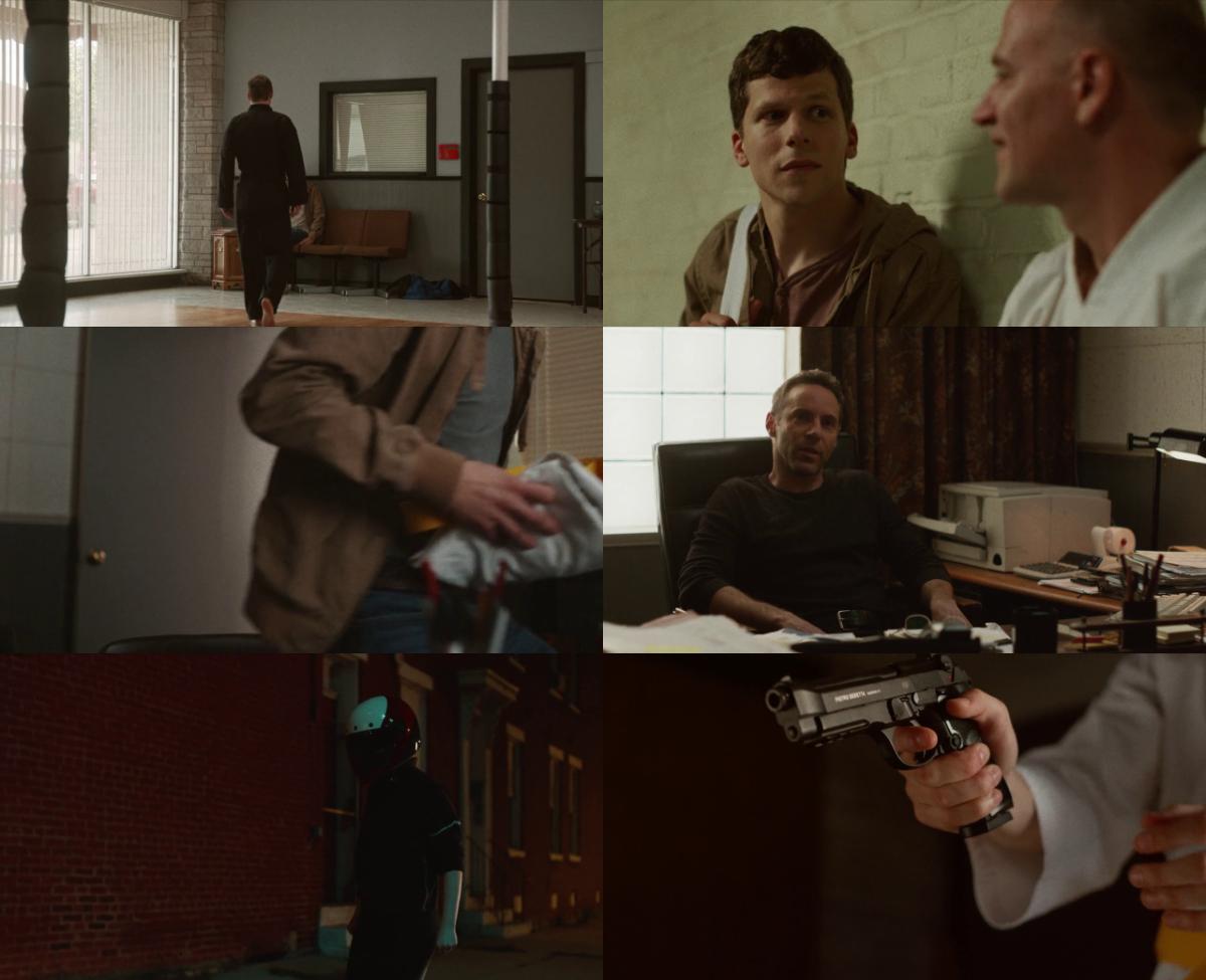 The Art Of Self-Defense (2019) BluRay 720p YIFY