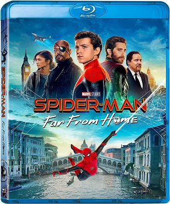 Spider-Man - Far From Home (2019).avi BDRiP XviD AC3 - iTA