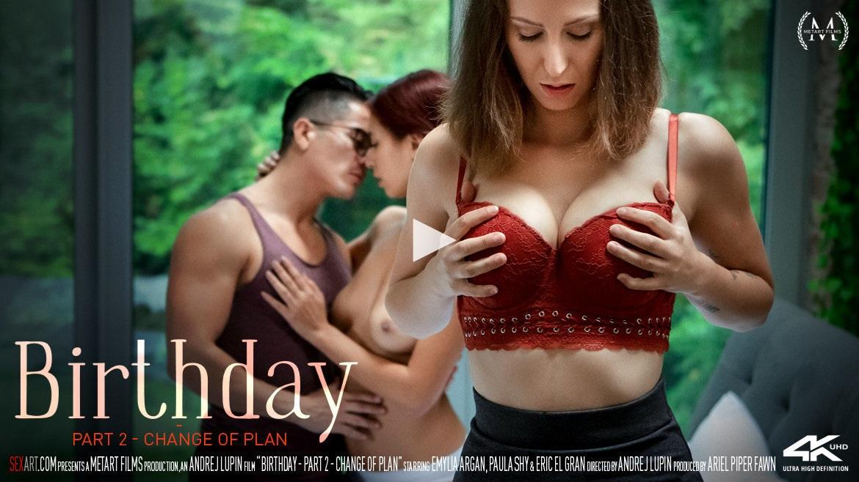 SexArt – Emylia Argan, Paula Shy – Change Of Plan Online Free