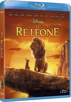 Il Re Leone (2019).avi BDRiP XviD AC3 - iTA