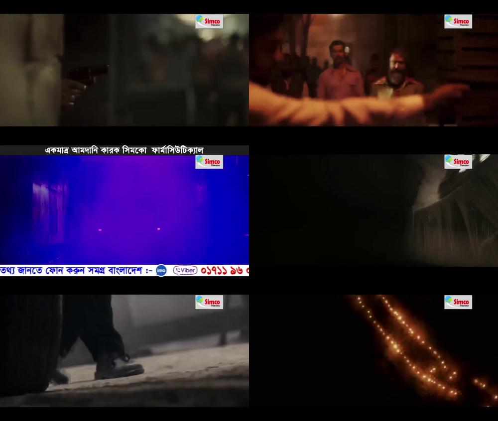 K G F Chapter 1 2018 Hindi Movie HDRip 1 17GB x264 AAC