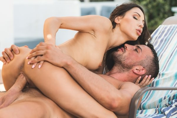 [DaneJones] Lilu Moon (Sweet brunette takes big dick) Online Free