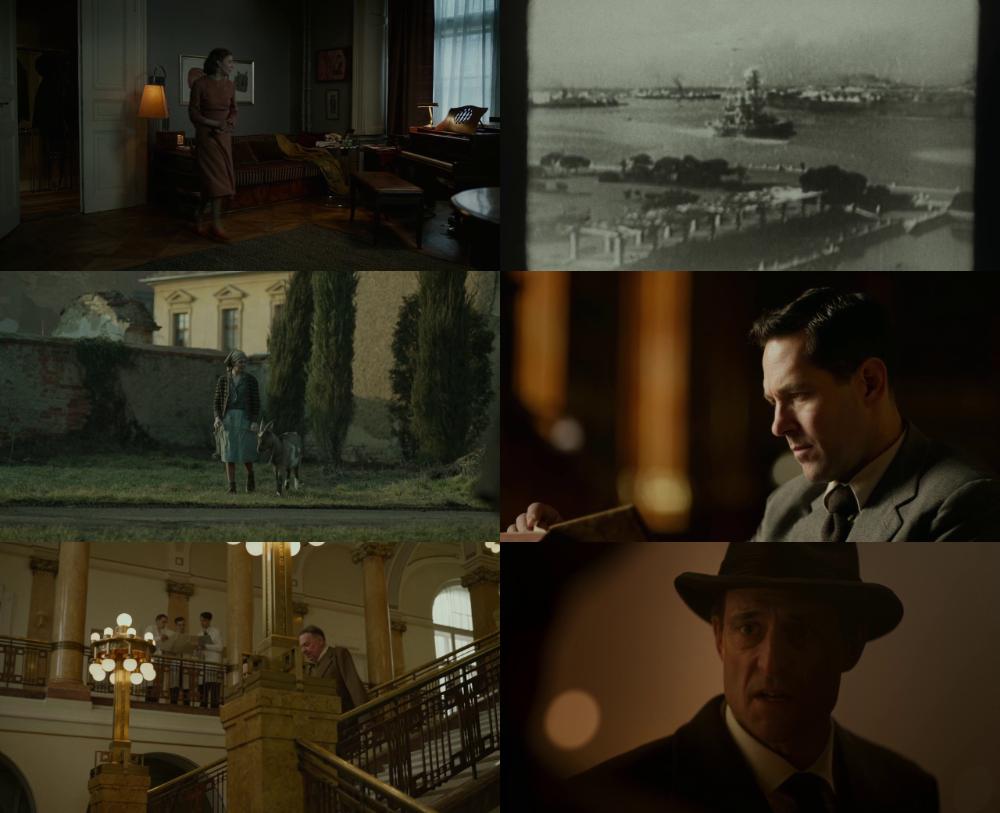 The Catcher Was A Spy (2018) BluRay 720p YIFY