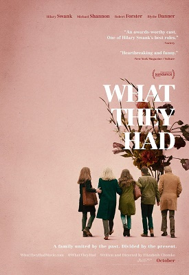 What They Had (2018).avi WEBRiP XviD AC3 - iTA