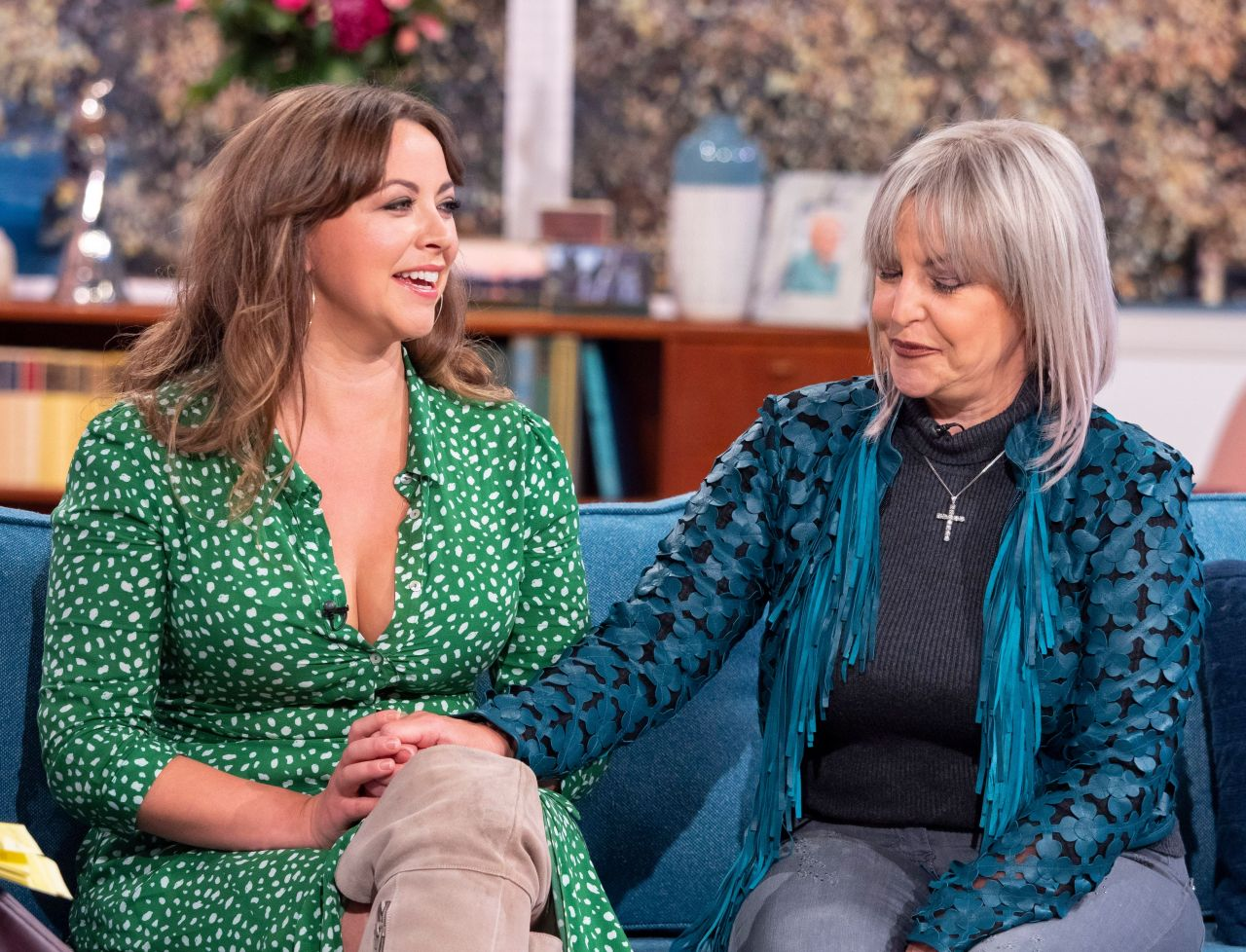 "Charlotte Church – appearing on ""This Morning"" in London – October 15, 2019"