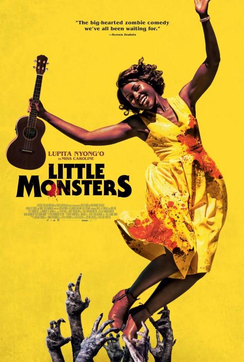Małe potworki / Little Monsters (2019) PL.SUBBED.480p.WEB-DL.XViD.AC3-MORS / Napisy PL