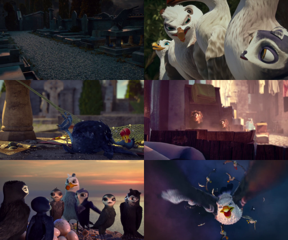 Birds Of A Feather (2019) BluRay 720p YIFY