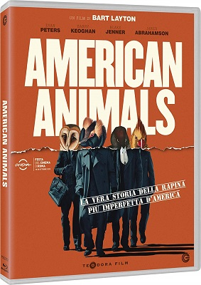 American Animals (2018).avi BDRiP XviD AC3 - iTA