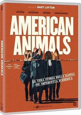 American Animals (2018).avi BDRiP XviD AC3 - iTA