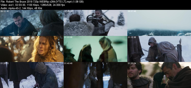 Robert The Bruce (2019) WEBRip 720p YIFY