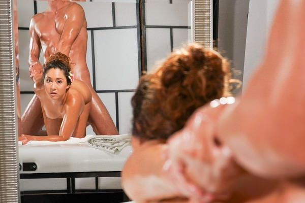 [MassageRooms] Melody Petite (Cute Mexican gets cowgirl creampie) Online Free