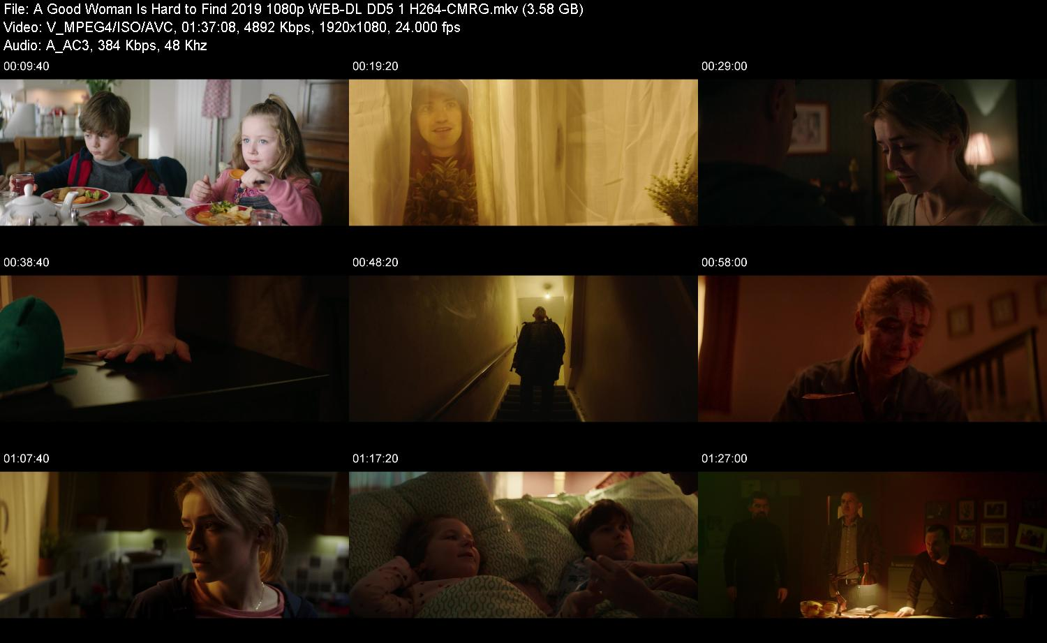 A Good Woman Is Hard to Find 2019 1080p WEB-DL DD5 1 H264-CMRG