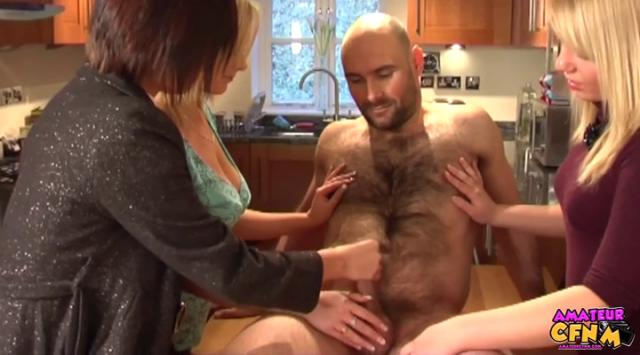 AmateurCFNM – Becky Drayton, Holly Formby, Lara Hanks – Naked At Home Online Free