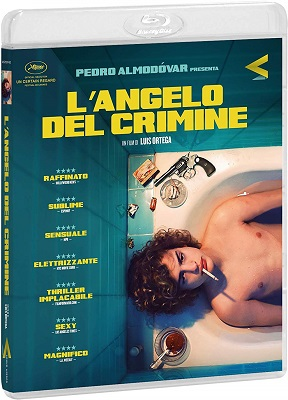 L' Angelo Del Crimine (2018).avi BDRiP XviD AC3 - iTA